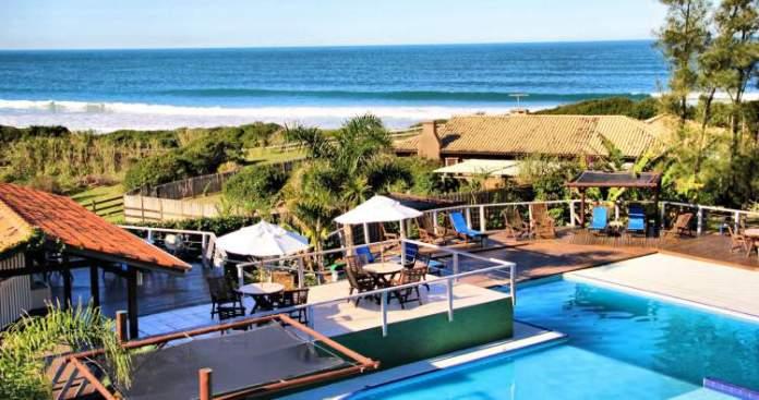 Praia do Rosa é um dos destinos para passar o Réveillon 2018