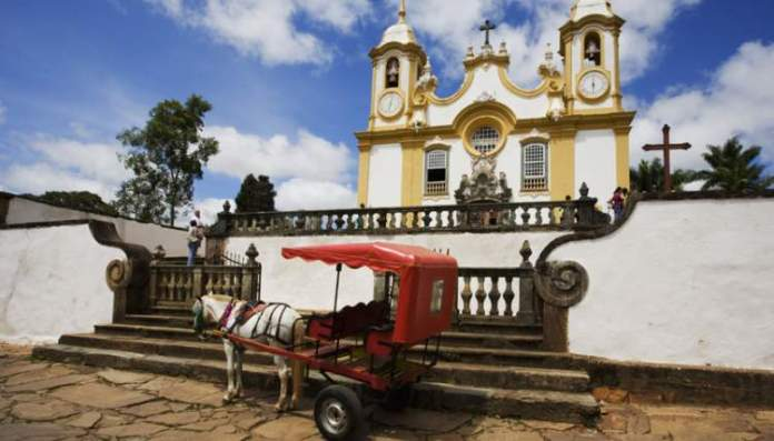 Tiradentes é um dos destinos mais românticos em Minas Gerais