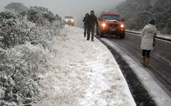 Urubici é uma das cidades da América do Sul para ver neve