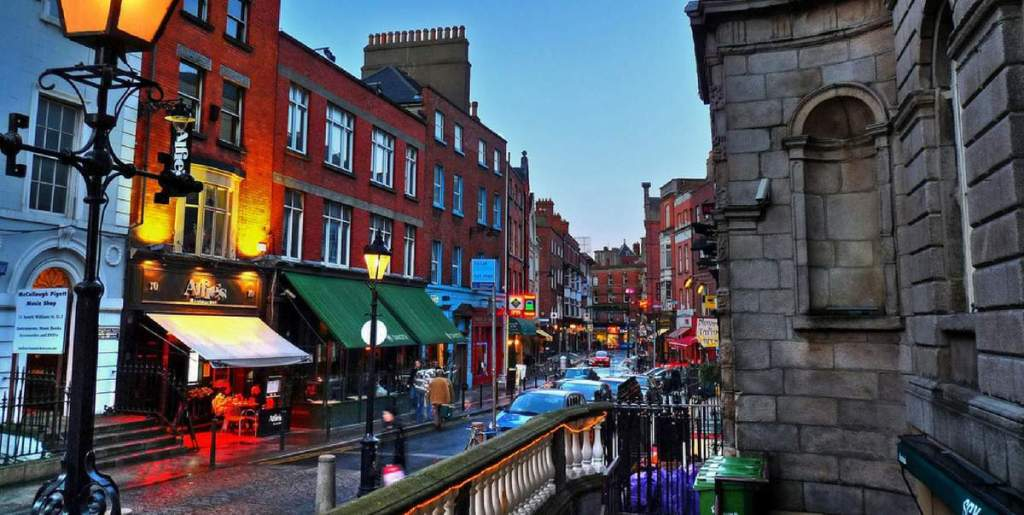 lugares mágicos da Irlanda capa