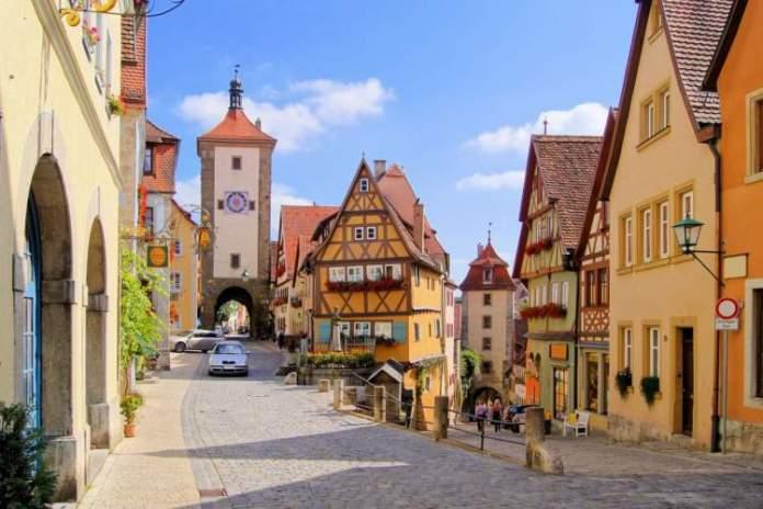 Alemanha é um dos melhores lugares para viajar a dois