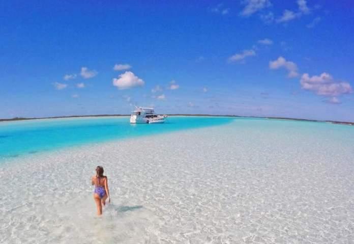 Caribe é um dos melhores destinos para viajar em Março 2018