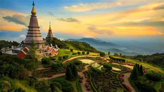 Chiang Mai é um dos destinos mais baratos para viajar em fevereiro