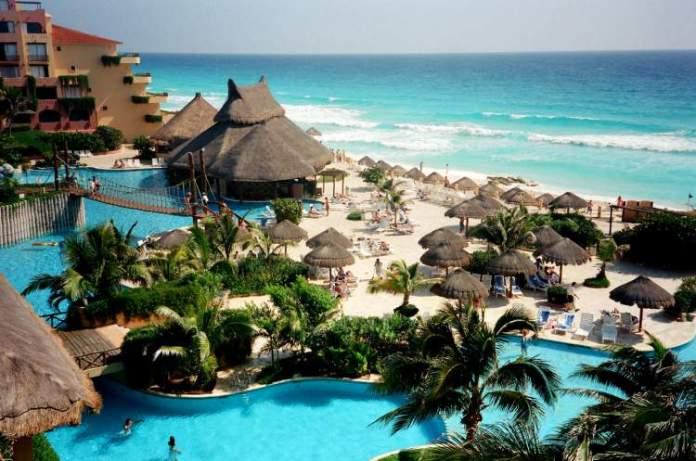 Conhecer Cancun no México é um dos motivos para viajar em Abril 2018