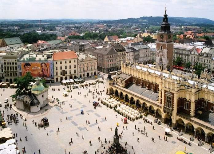 Cracóvia é um dos destinos internacionais mais baratos para viajar