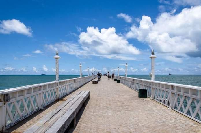 Espigão de Iracema é um dos Lugares incríveis em Fortaleza