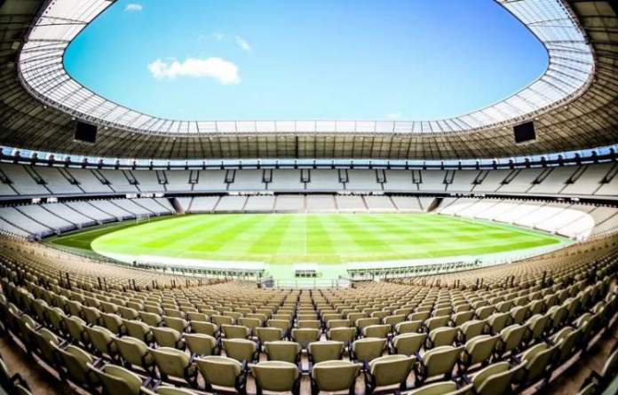 Estádio Arena Castelão é um dos Lugares incríveis em Fortaleza