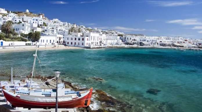 Ilhas Gregas é um dos melhores lugares para viajar a dois