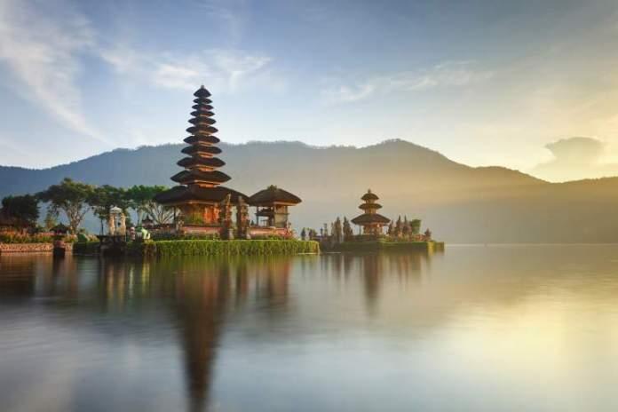 Indonésia é um dos destinos para viajar em Junho 2018