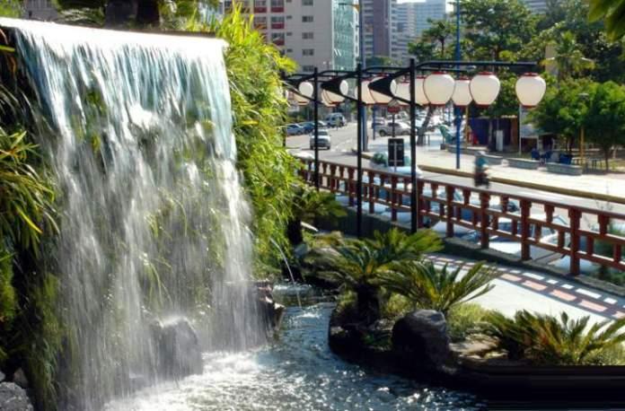 Jardim Japonês é um dos Lugares incríveis em Fortaleza