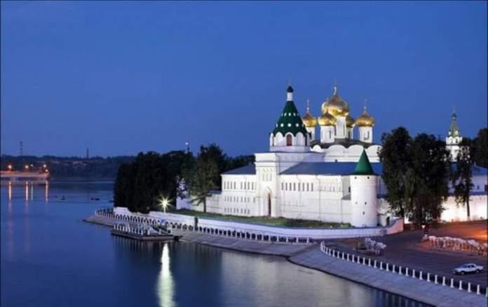 Kostroma é uma das cidades para visitar na Rússia