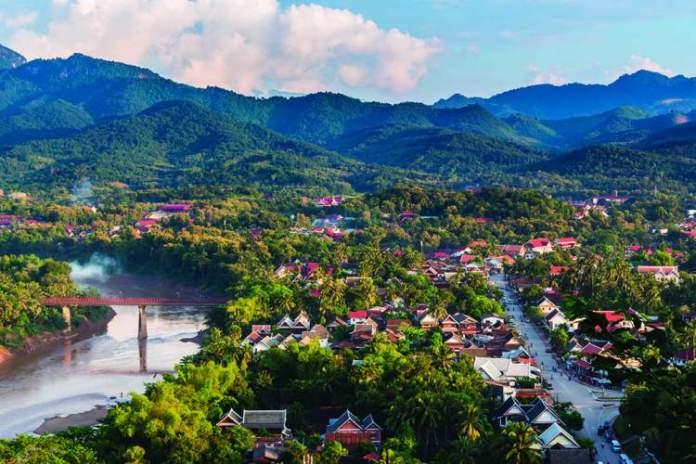 Luang Prabang é um dos destinos internacionais mais baratos para viajar