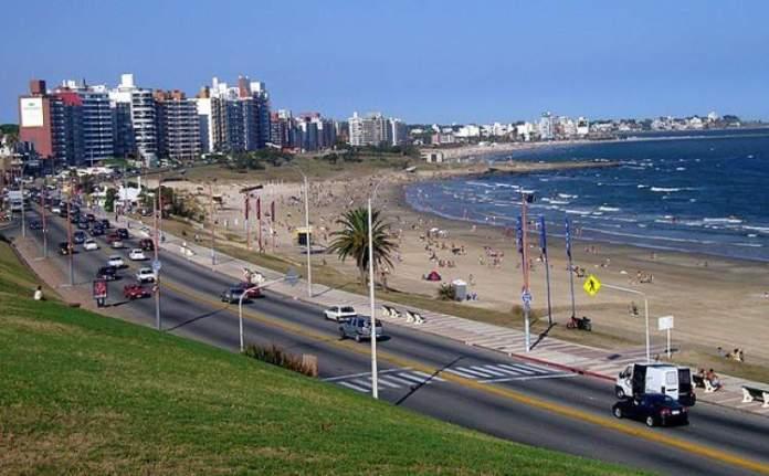 Malvín é uma das melhores praias do Uruguai
