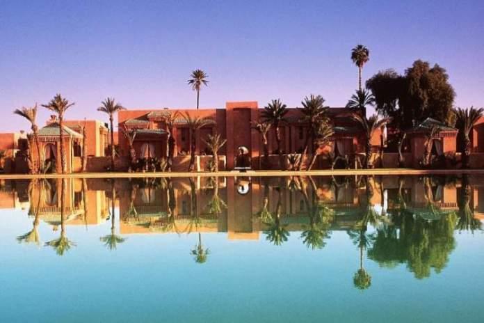Marrakesh é um dos melhores lugares para viajar a dois