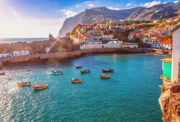 Portugal é um dos destinos românticos para fugir com seu amor