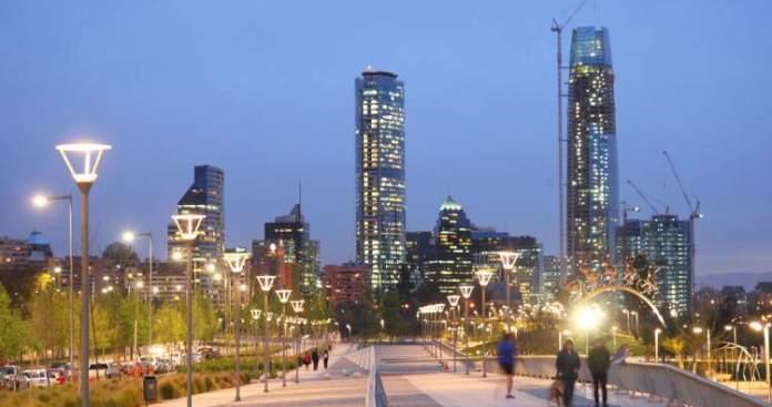 Santiago é um dos melhores destinos para viajar em Março 2018