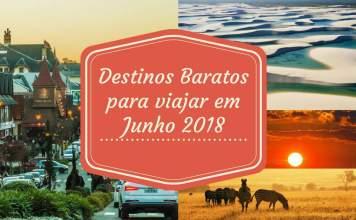 destinos para viajar em Junho 2018 capa
