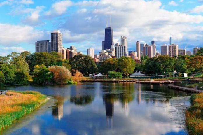 Chicago é um dos destinos nos Estados Unidos que mais recebem turistas