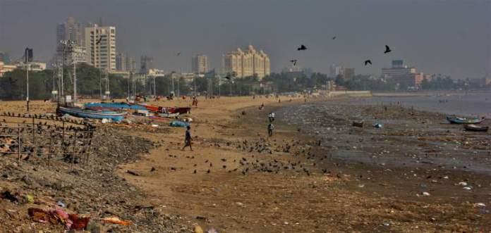 Chowpatty Beach em Mumbai é uma das praias mais perigosas do mundo