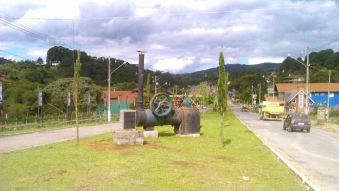 Conhecer a Máquina a Vapor é uma das dicas de o que fazer em Monte Verde