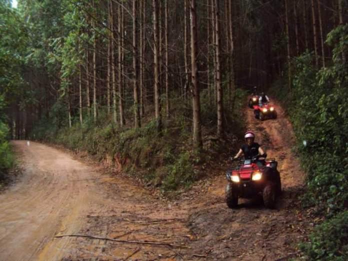 Conhecer o Circuito Fazenda Radical é uma das dicas de o que fazer em Monte Verde
