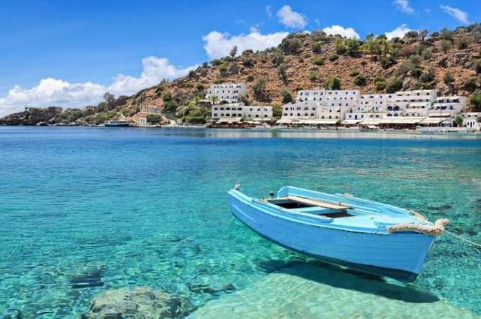 Creta na Grécia é um dos destinos mais baratos para viajar em Setembro 2018