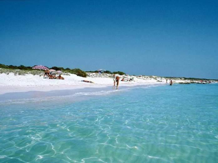 Es Caragol é uma das melhores praias da Espanha