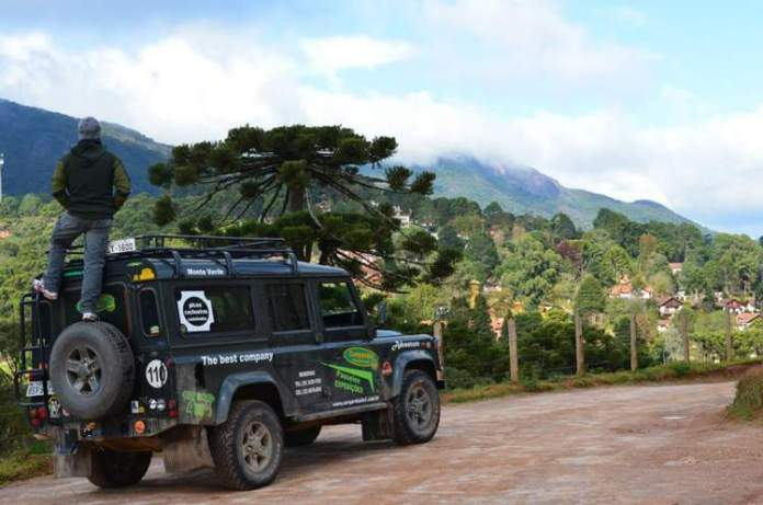 Fazer a City-Tour de Jipe é uma das dicas de o que fazer em Monte Verde