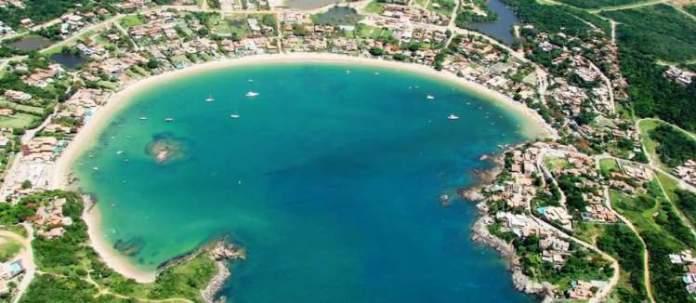 Ferradura é uma das praias mais bonitas de Búzios