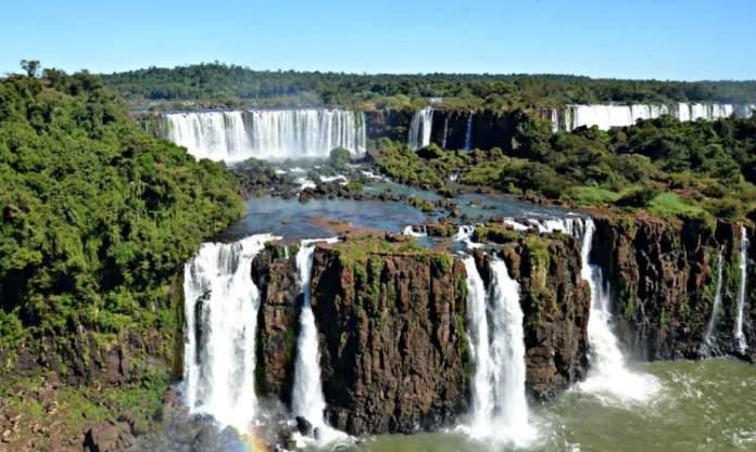 Foz do Iguaçu é um dos destinos para viajar em Agosto 2018