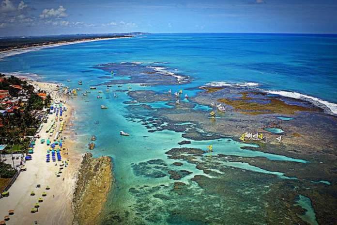 Ipojuca é um dos melhores destinos do Brasil segundo viajantes