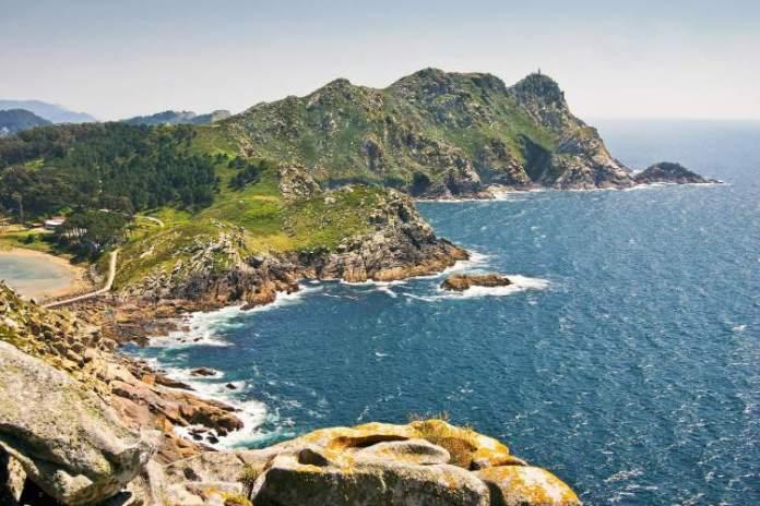 Islas Cíes é uma das melhores praias da Espanha