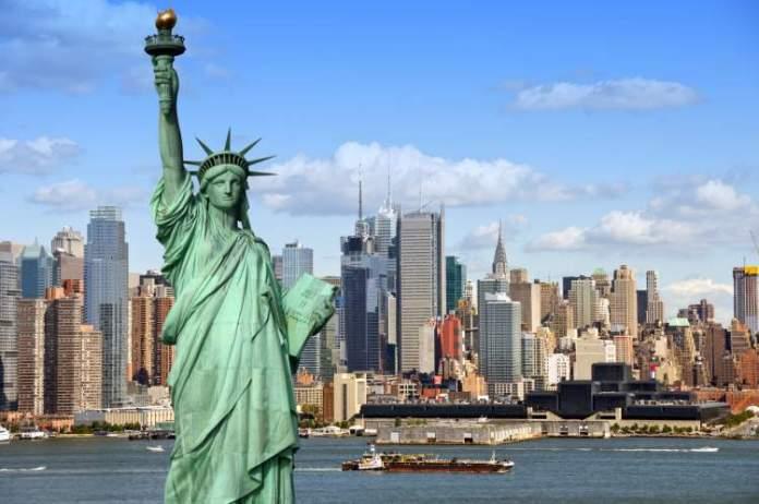 Nova York é um dos destinos nos Estados Unidos que mais recebem turistas
