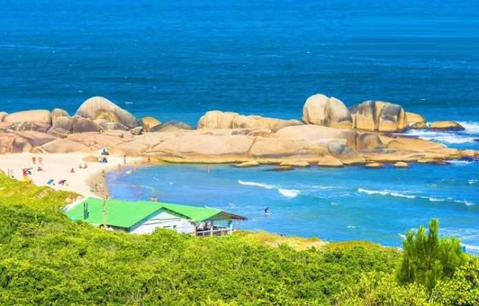 Praia Mole é uma das praias mais paradisíacas de Florianópolis