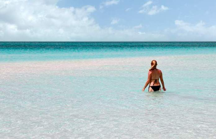 Praia Pilar em Cuba, é uma das praias mais paradisíacas do Caribe