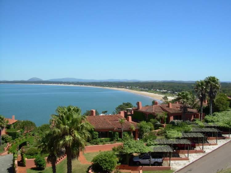 Punta Ballena é um dos destinos encantadores no Uruguai