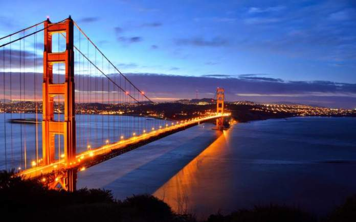 São Francisco é um dos destinos nos Estados Unidos que mais recebem turistas