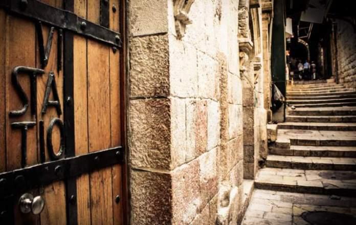 Via Sacra em Israel