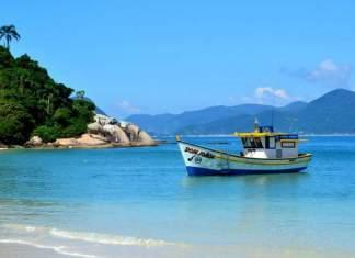 praias mais paradisíacas de Florianópolis capa