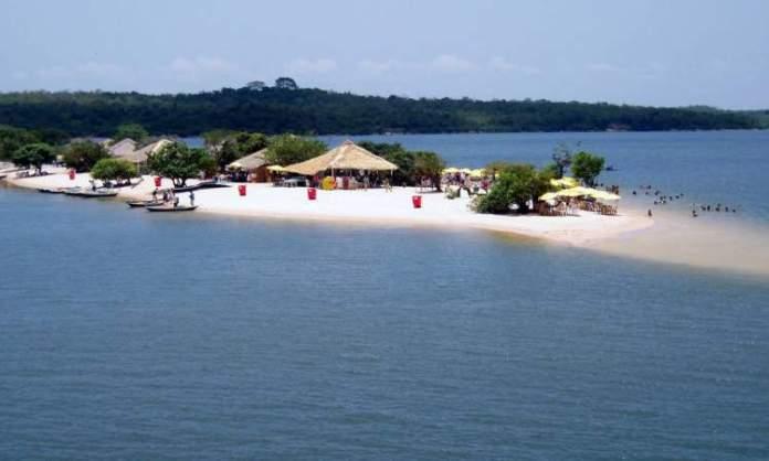 Alter do Chão é uma das melhores praias do Pará
