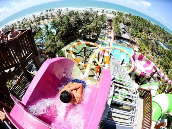 Beach Park é um dos melhores parques aquáticos do Brasil