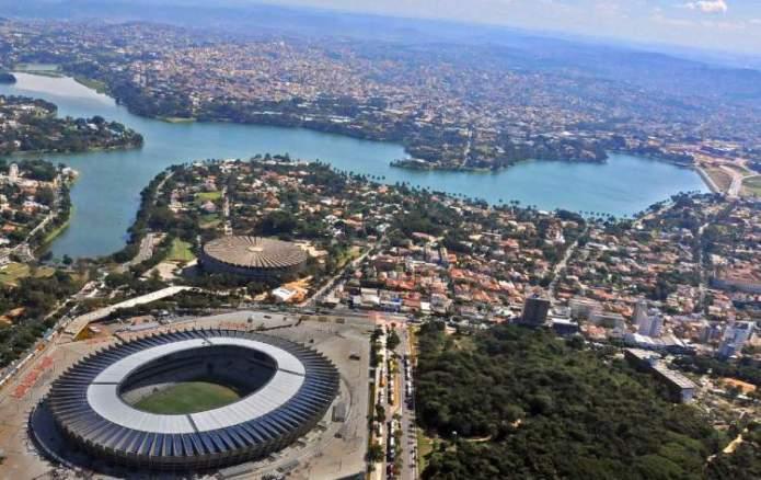 Belo Horizonte é um dos destinos para viajar barato pelo Brasil