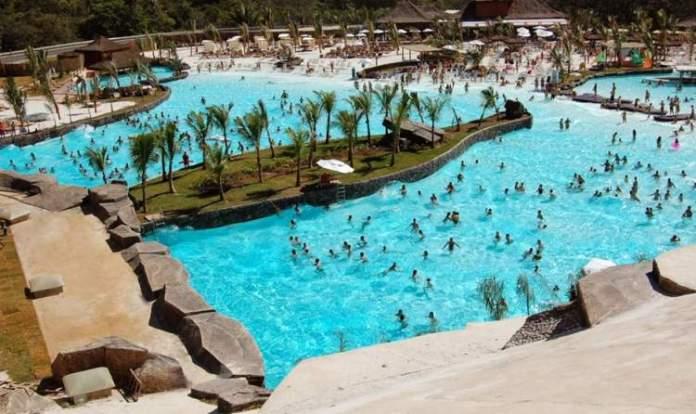Hot Park é um dos melhores parques aquáticos do Brasil