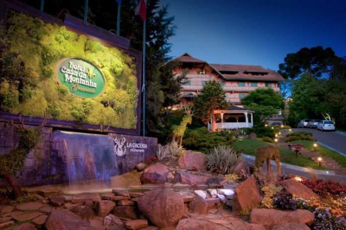 Hotel Casa da Montanha é um dos hotéis em Gramado