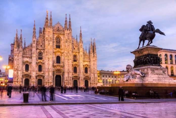 Milão é um dos melhores destinos turísticos da Europa