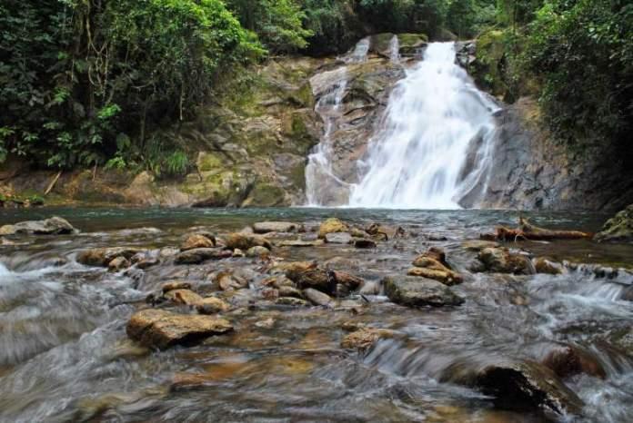Passear na Cachoeira do Ribeirão do Itu é uma das razões para conhecer Maresias