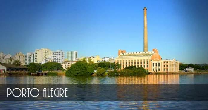 Porto Alegre é um dos destinos para viajar barato no Sul do Brasil