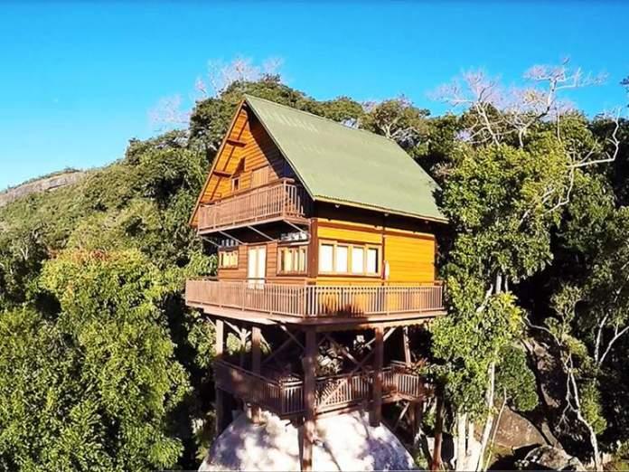 Pousada Pedras e Sonhos é uma das pousadas românticas em Monte Verde