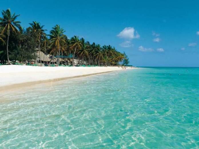 Praia Bávaro é uma das melhores praias de Punta Cana