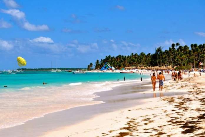 Praia El Cortecito é uma das melhores praias de Punta Cana